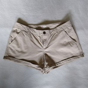 SO Khaki Chino Shorts